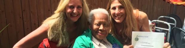 Milestone: Children's Music Legend Ella Jenkins Turns 90