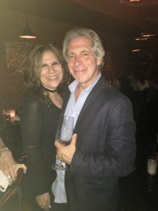 Benefit Co-Hosts Gail and DavidSiller