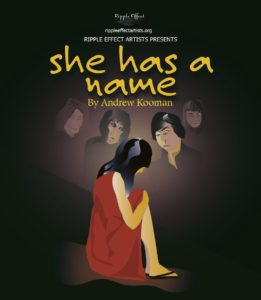 she has a name opens off-broadway